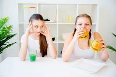 Konzept der gesunden Diät Stockfotografie
