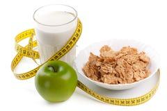 Konzept der gesunden Nahrung. Stockfoto
