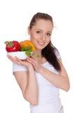 Konzept der gesunden Nahrung. Lizenzfreies Stockbild