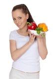 Konzept der gesunden Nahrung. Lizenzfreies Stockfoto