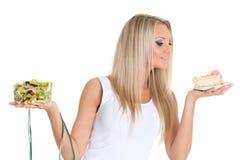 Konzept der gesunden Nahrung. Stockbilder