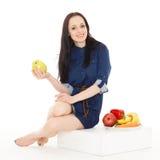 Konzept der gesunden Nahrung Stockfotografie