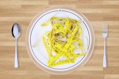 Konzept der gesunden Nahrung Lizenzfreie Stockbilder