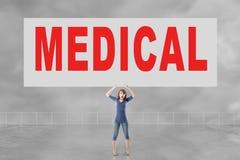 Konzept der Gesundheit lizenzfreies stockfoto