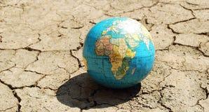 Konzept der globalen Erwärmung Lizenzfreie Stockbilder