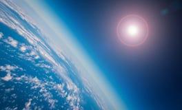 Konzept der globalen Kommunikation Lizenzfreies Stockbild