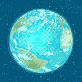 Konzept der globalen Kommunikation Wetter, Natur und Umwelt Lizenzfreie Stockbilder