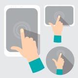 Konzept der Hand Stockfotografie