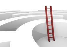 Konzept der Herausforderung Lizenzfreies Stockfoto