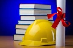 Konzept der industriellen Bildung Lizenzfreies Stockbild