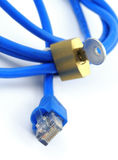 Konzept der Internet-Sicherheit Lizenzfreie Stockfotos