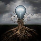 Konzept der Kreativität Lizenzfreie Stockfotografie