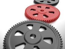 Konzept der mechanischen Festigkeit Stockfoto