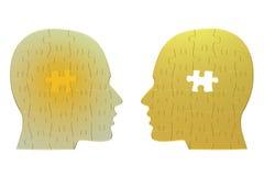 Konzept der menschlichen Beziehung Stockfoto