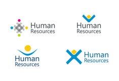 Konzept der menschlichen Ressource Lizenzfreie Stockfotografie