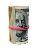 Konzept der Ruhe für das Geld Lizenzfreies Stockbild