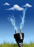 Saubere Energie. Stockfotografie