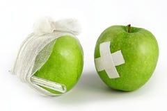 Konzept der Services des öffentlichen Gesundheitswesens und der gesunden Lebensart Lizenzfreie Stockfotos