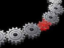 Konzept der Teamwork Stockfotos