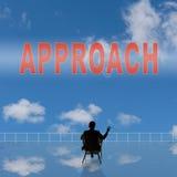 Konzept des abstrakten Begriffs Lizenzfreies Stockfoto