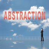 Konzept des abstrakten Begriffs Stockbilder