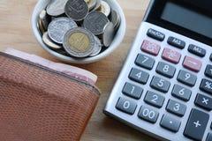 Konzept des Einsparunggeldes Lizenzfreie Stockfotografie