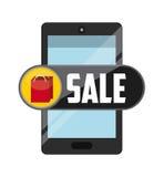 Konzept des elektronischen Geschäftsverkehrs Lizenzfreie Stockfotografie