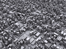 Konzept einer modernen Stadt vektor abbildung