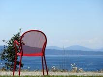 Konzept eines Platzes zu sitzen und zu träumen Lizenzfreie Stockbilder