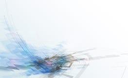 Konzept für Firmenkundengeschäft u. Entwicklung der neuen Technologie lizenzfreies stockbild