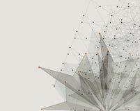 Konzept für Firmenkundengeschäft u. Entwicklung der neuen Technologie vektor abbildung
