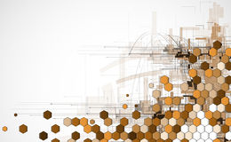 Konzept für Firmenkundengeschäft u. Entwicklung der neuen Technologie Lizenzfreie Stockbilder
