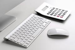 Konzept für Geschäft und Buchhaltung Lizenzfreies Stockbild