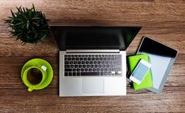 Konzept für Geschäft und Buchhaltung Lizenzfreies Stockfoto