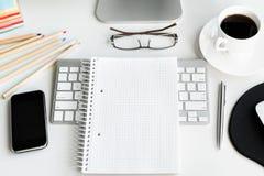 Konzept für Geschäft und Buchhaltung Stockfotos