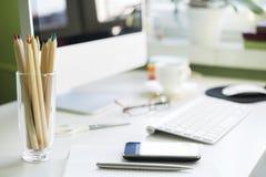Konzept für Geschäft und Buchhaltung Stockbilder