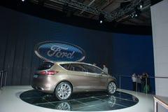 Konzept Fords S-MAX - Weltpremiere Lizenzfreie Stockfotos