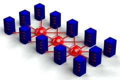 Konzept - Internet Lizenzfreies Stockfoto