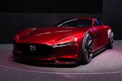 Konzept Mazdas RX-Vison Stockbilder
