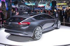 Konzept Opels Monza Stockbild