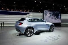 Konzept Subarus Viziv Stockfotos