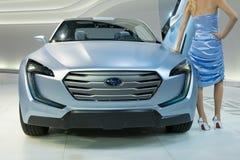 Konzept Subarus VIZIV Stockfoto
