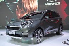 Konzept SUV DongFeng KIA KX3 Lizenzfreie Stockbilder
