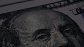 Konzept von Bitcoins und von Schlüsselwährung stock footage