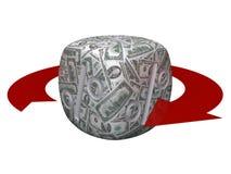 Konzept von Zinssätzen Lizenzfreies Stockfoto