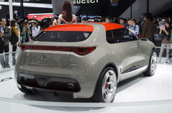 2013 Konzeptauto GZ AUTOSHOW-KIA Provo Stockbilder