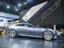 Konzeptauto Mazdas Shinari Lizenzfreies Stockfoto