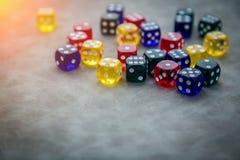 Konzeptbild des Freizeitspiels Lizenzfreie Stockfotos