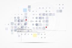 Konzeptgeschäftslösungen der neuen Technologie des Internet-Computers