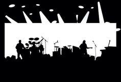 Konzert Lizenzfreies Stockfoto